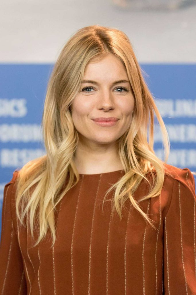 Sienna Miller at The Lost City of Z Press Conference During 67th Berlinale International Film Festival 02/14/2017-4