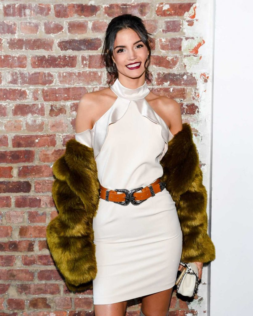 Sofia Resing at the Alice and Olivia Presentation During the New York Fashion Week 02/14/2017-4