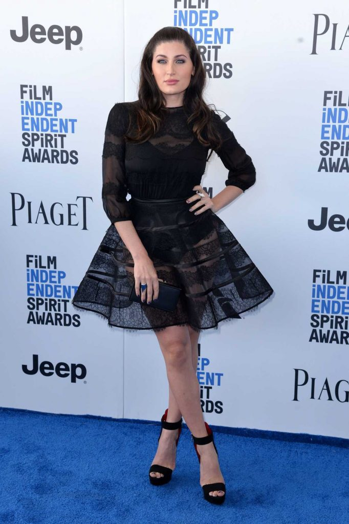 Trace Lysette at the 32nd Film Independent Spirit Awards in Santa Monica 02/25/2017-1