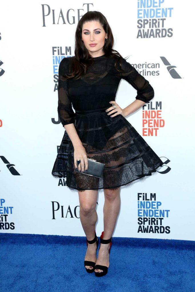 Trace Lysette at the 32nd Film Independent Spirit Awards in Santa Monica 02/25/2017-2