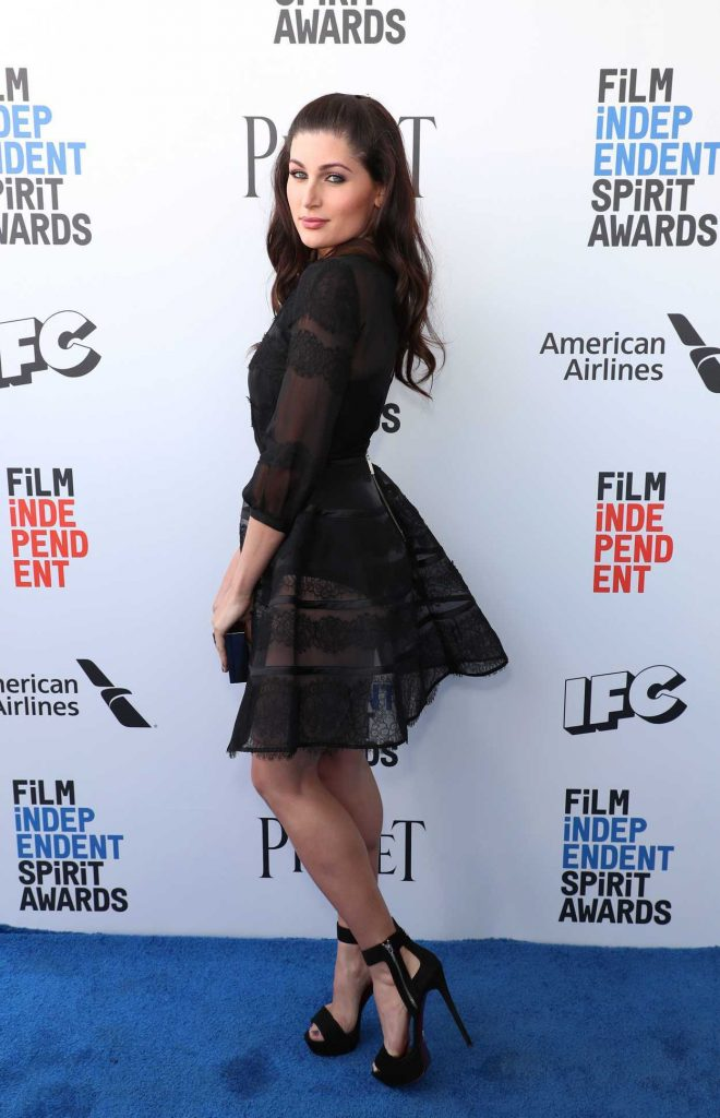 Trace Lysette at the 32nd Film Independent Spirit Awards in Santa Monica 02/25/2017-4