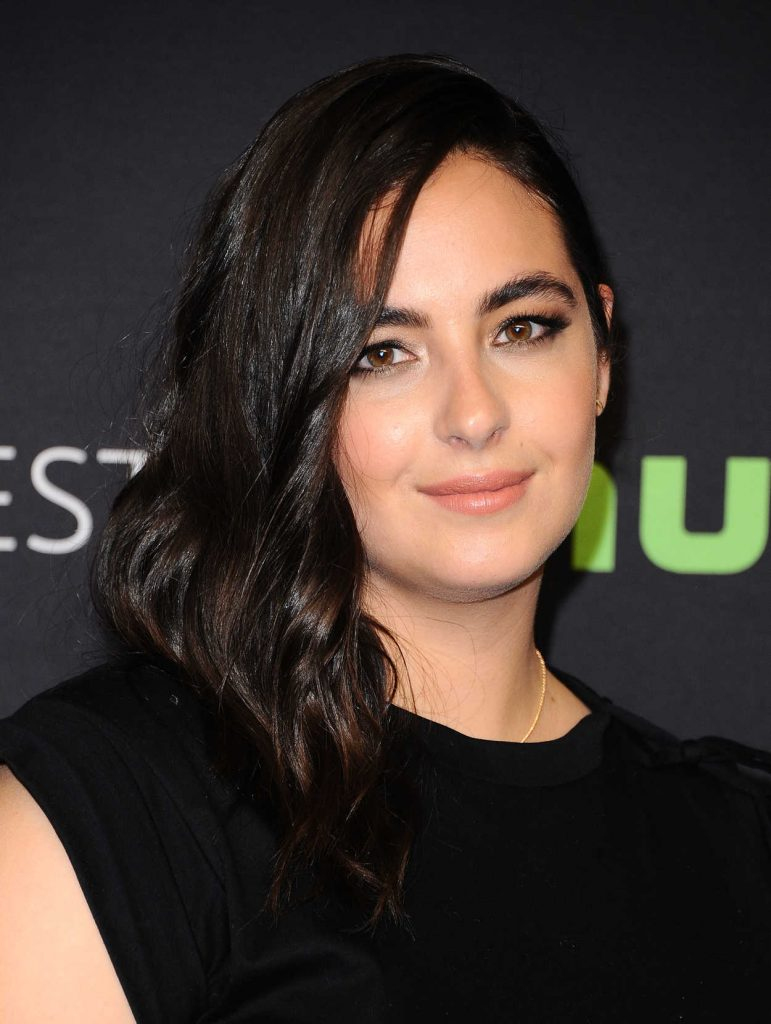 Alanna Masterson at The Walking Dead Presentation During the 34th Annual PaleyFest in LA 03/17/2017-5