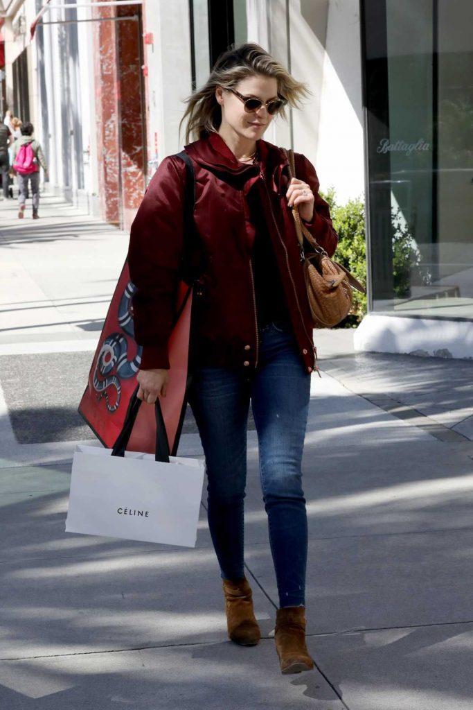 Ali Larter Goes Shopping in Beverly Hills 03/06/2017-5