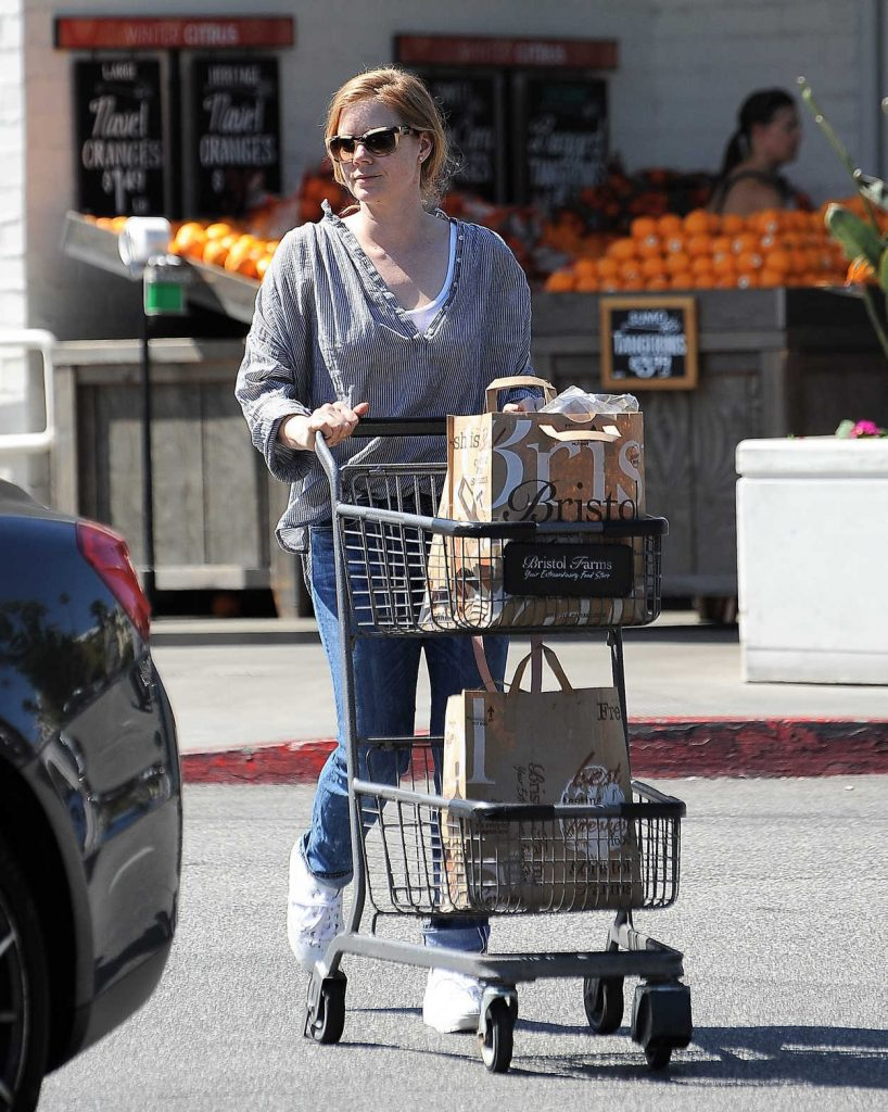 Amy Adams Does a Grocery Shopping in Los Angeles 03/15/2017-1