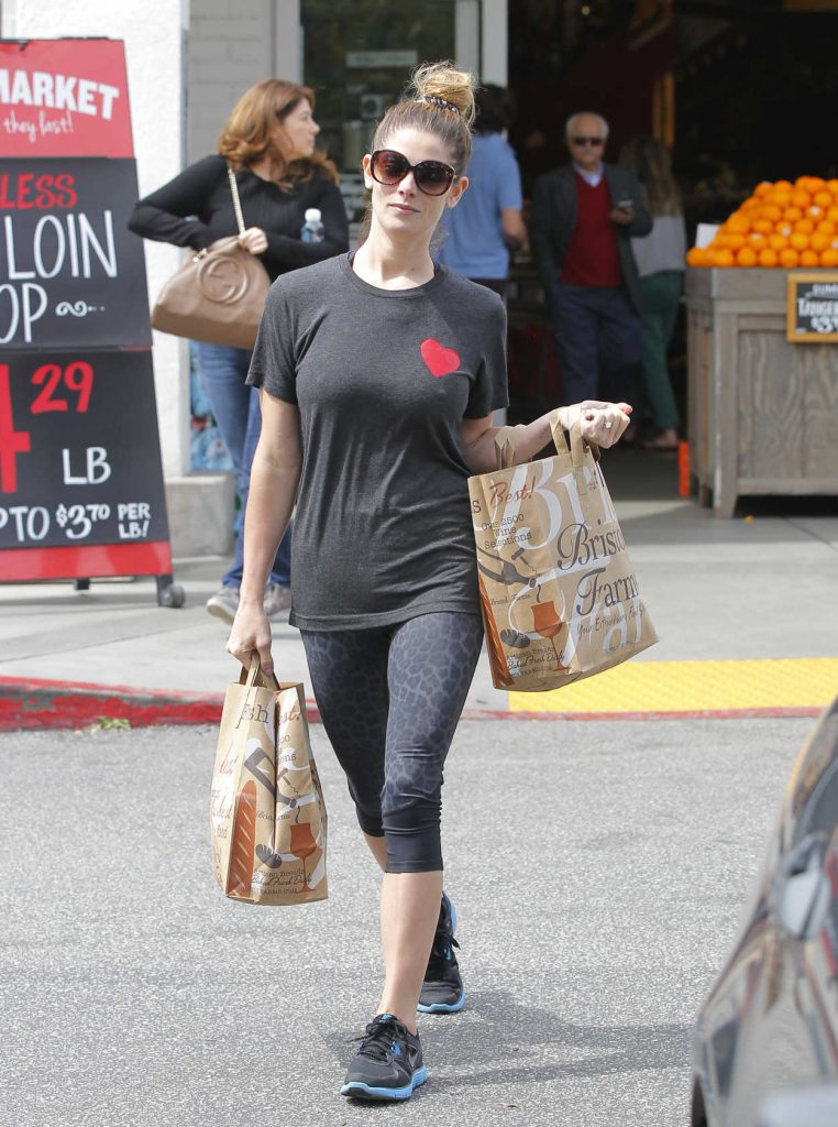 Ashley Greene Out Shopping in Beverly Hills 03/22/2017-1