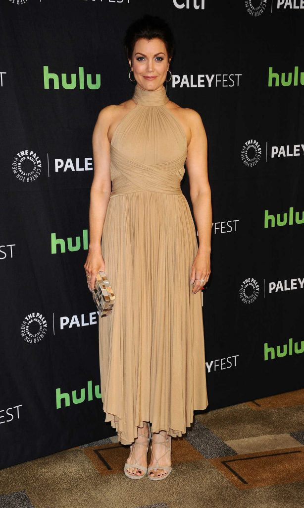 Bellamy Young at the Scandal Presentation During the Paleyfest LA in Los Angeles 03/26/2017-1