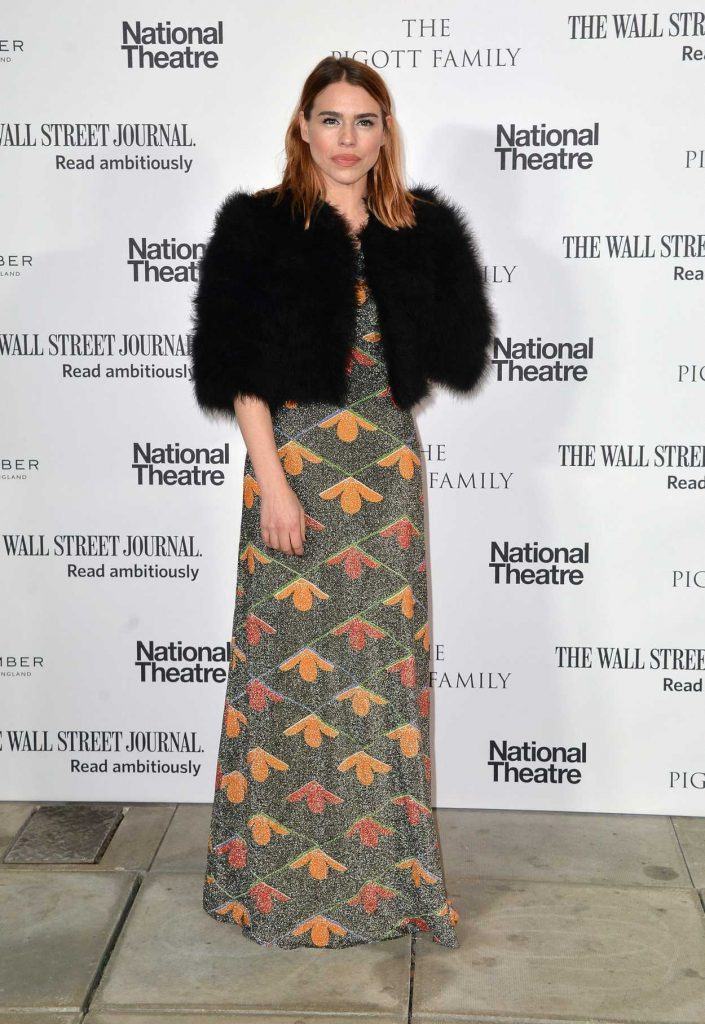 Billie Piper at the National Theatre Gala in London 03/07/2017-1