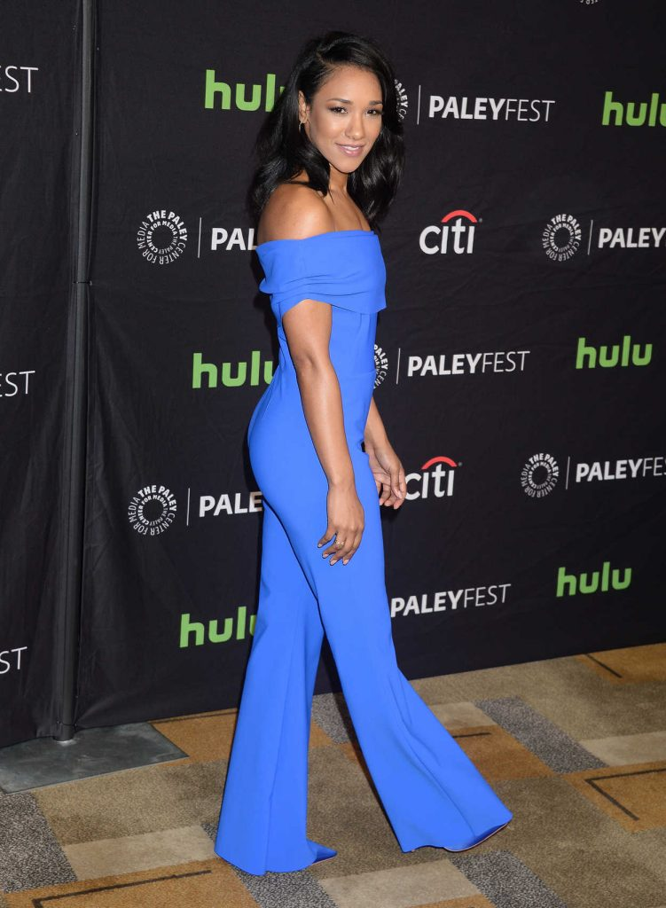 Candice Patton at the PaleyFest LA: CW's Heroes and Aliens in Hollywood 03/18/2017-3