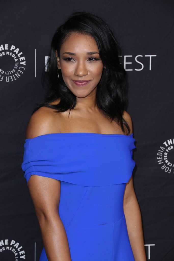 Candice Patton at the PaleyFest LA: CW's Heroes and Aliens in Hollywood 03/18/2017-4