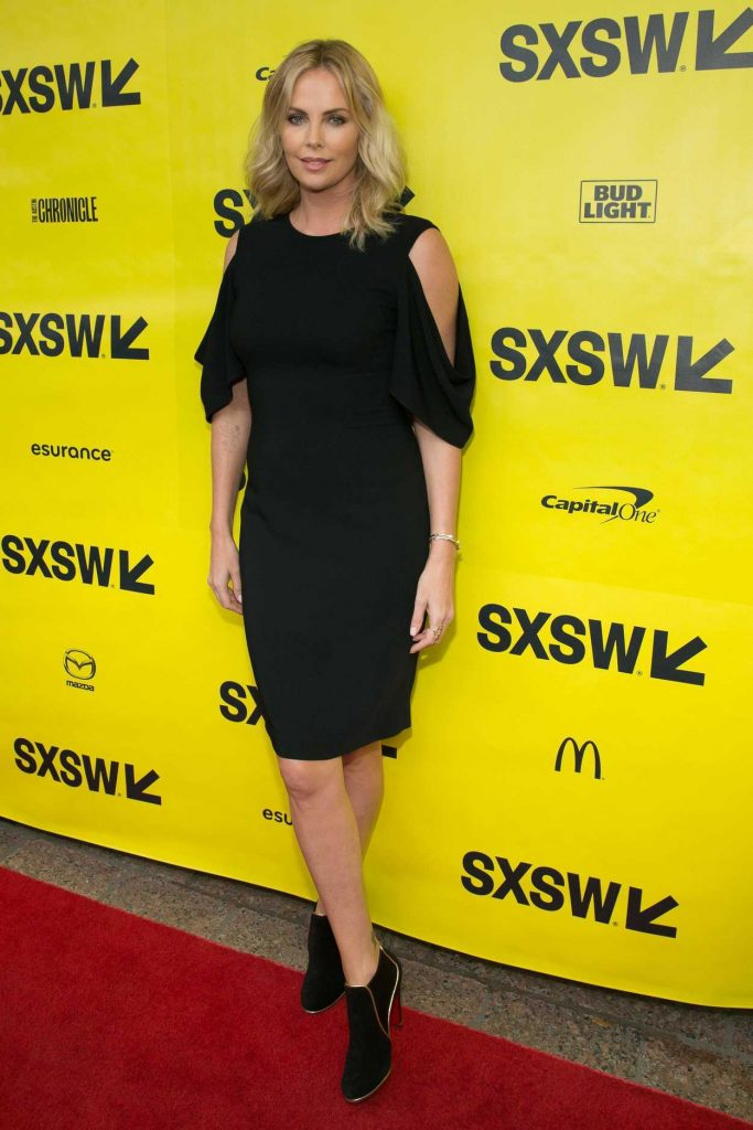 Charlize Theron at Atomic Blonde Premiere During the SXSW Festival in Austin 03/13/2017-1