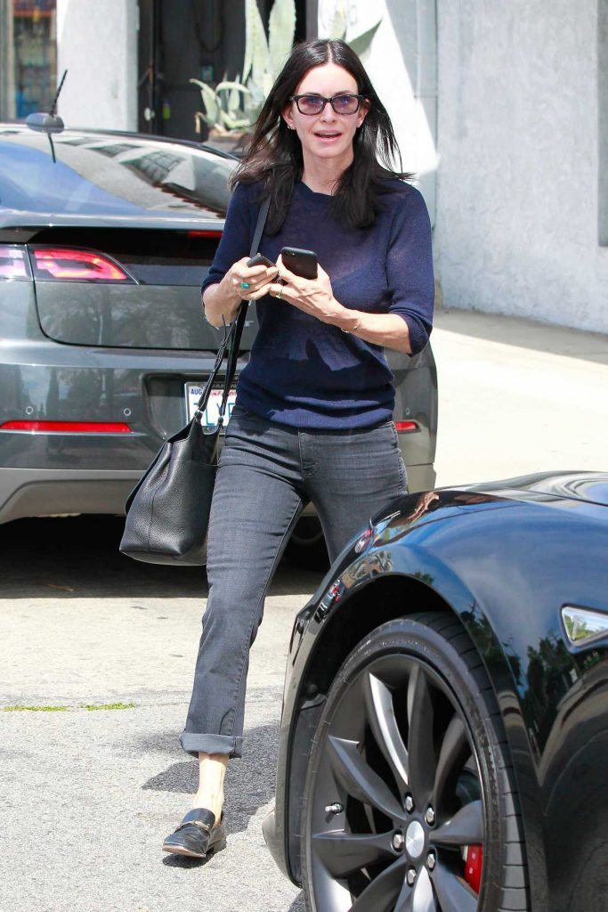 Courteney Cox Was Seen Out in West Hollywood 03/14/2017-3