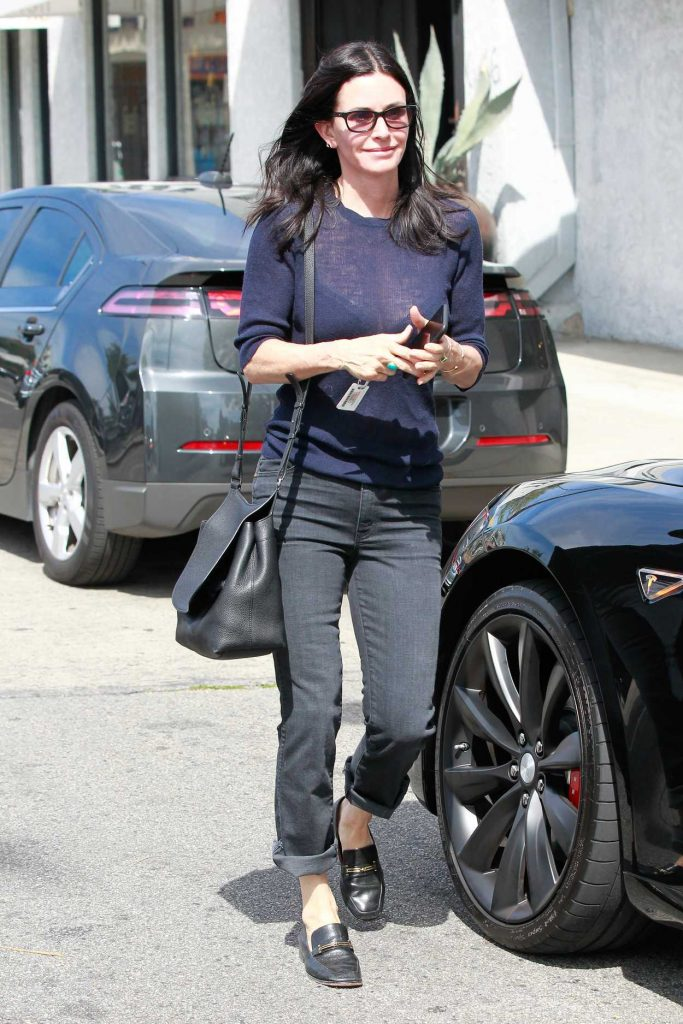 Courteney Cox Was Seen Out in West Hollywood 03/14/2017-4