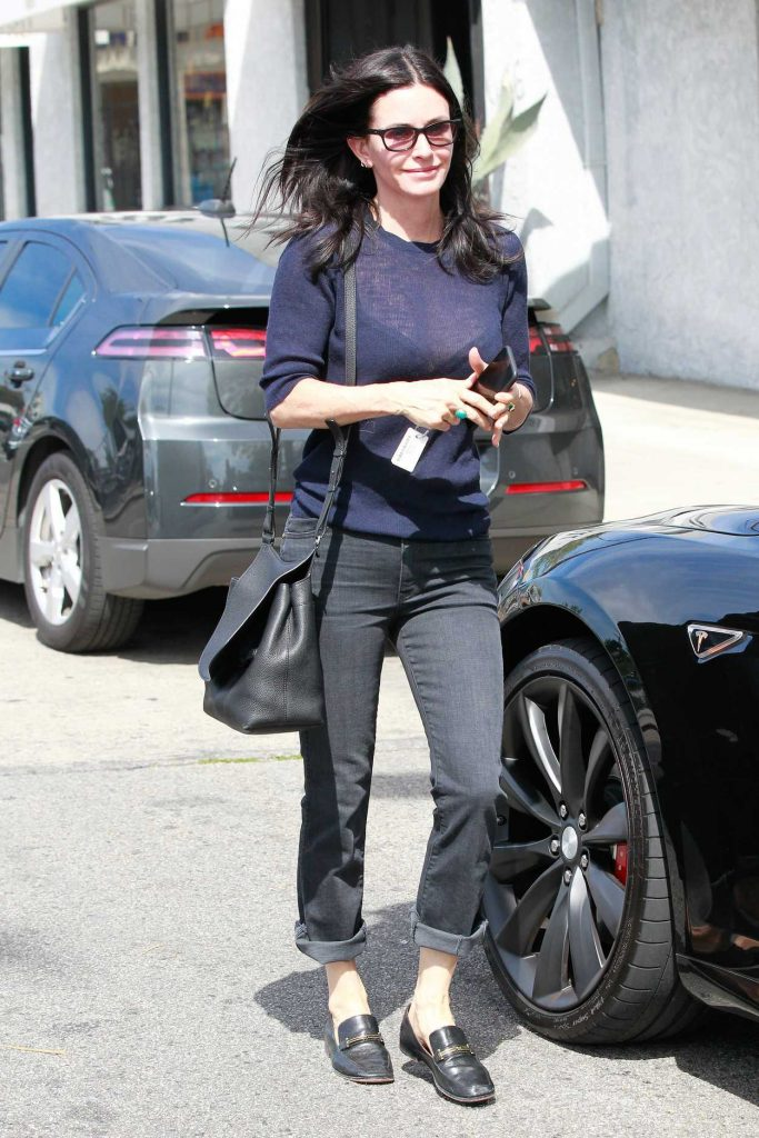 Courteney Cox Was Seen Out in West Hollywood 03/14/2017-5