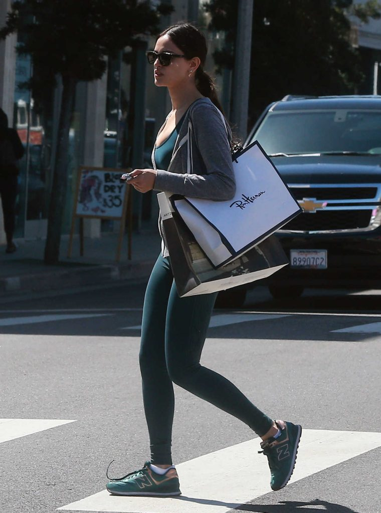 Eiza Gonzalez Was Seen Out in West Hollywood 03/28/2017-3