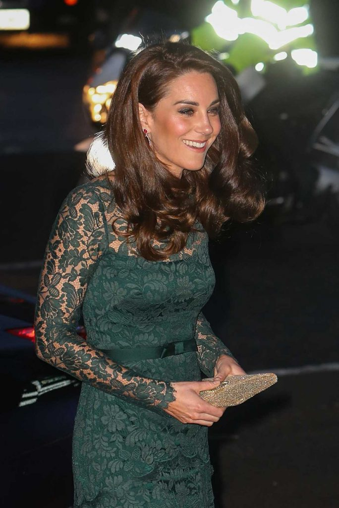 Kate Middleton at the National Portrait Gallery in London 03/28/2017-3