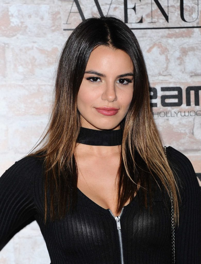 Madison Reed at the TAO, Beauty + Essex, Avenue + Luchini LA Grand Opening 03/16/2017-2