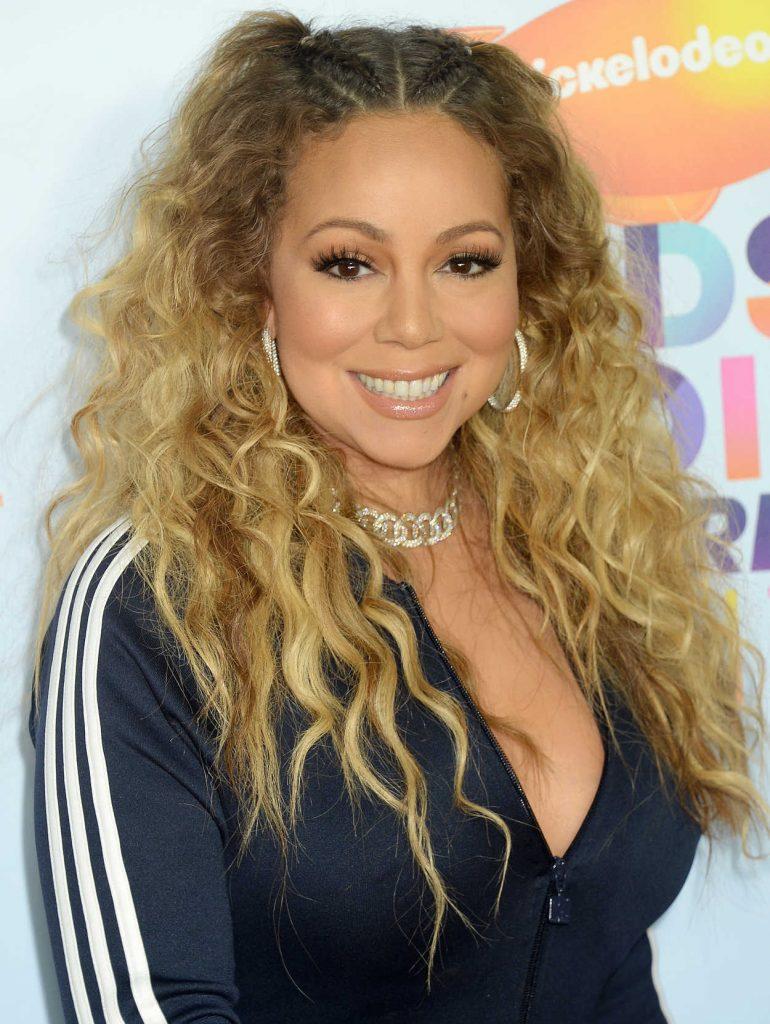 Mariah Carey at the 2017 Nickelodeon Kids' Choice Awards in Los Angeles 03/11/2017-3