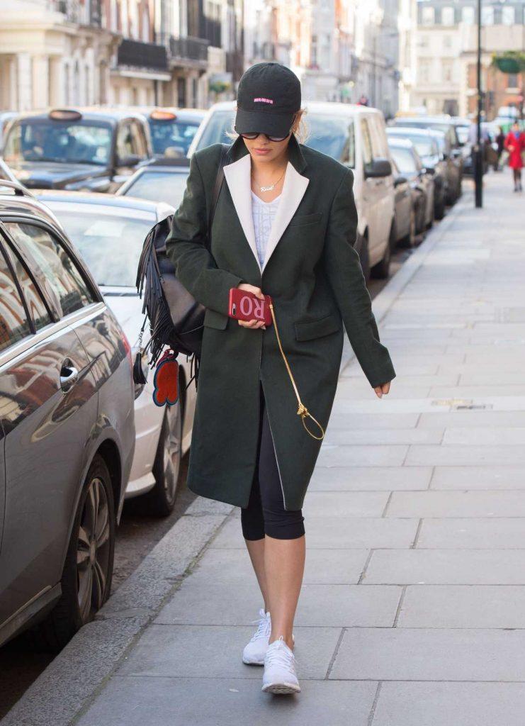 Rita Ora Was Seen Out in London 03/09/2017-1