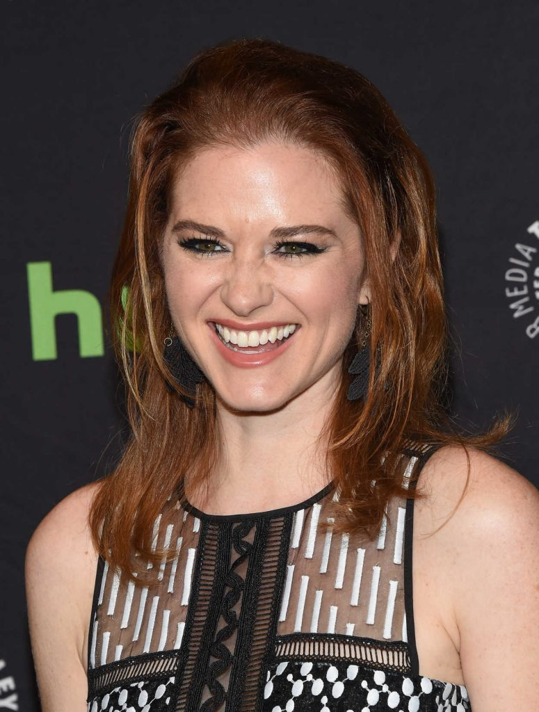 Sarah Drew at the 34th Annual PaleyFest in Los Angeles 03/19/2017-5