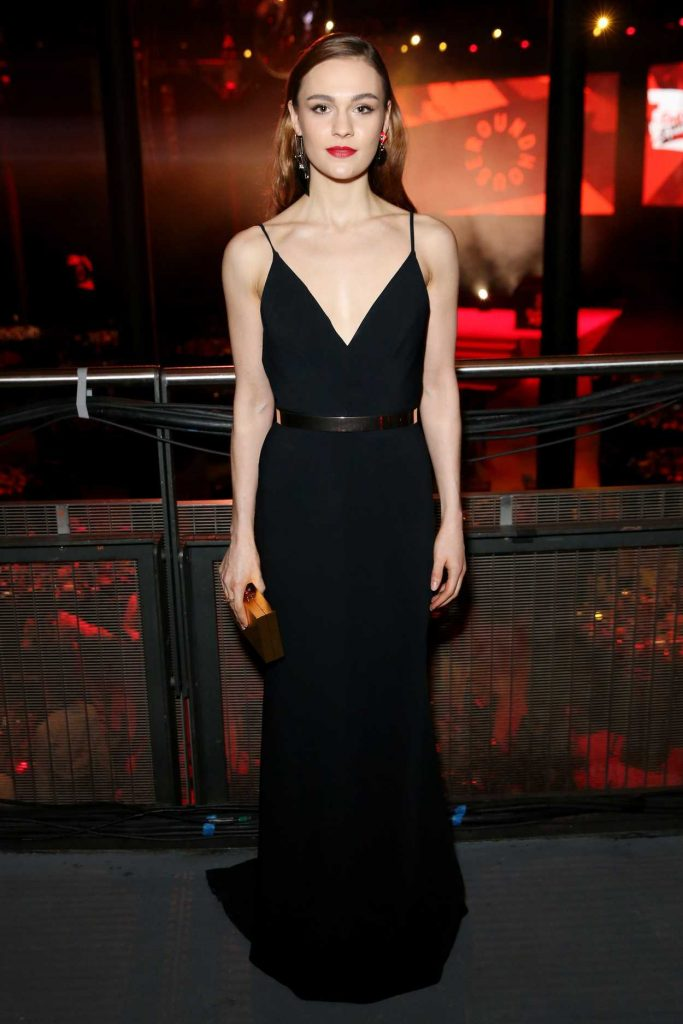 Sophie Skelton at the Three Empire Awards at Roundhouse in London 03/19/2017-2