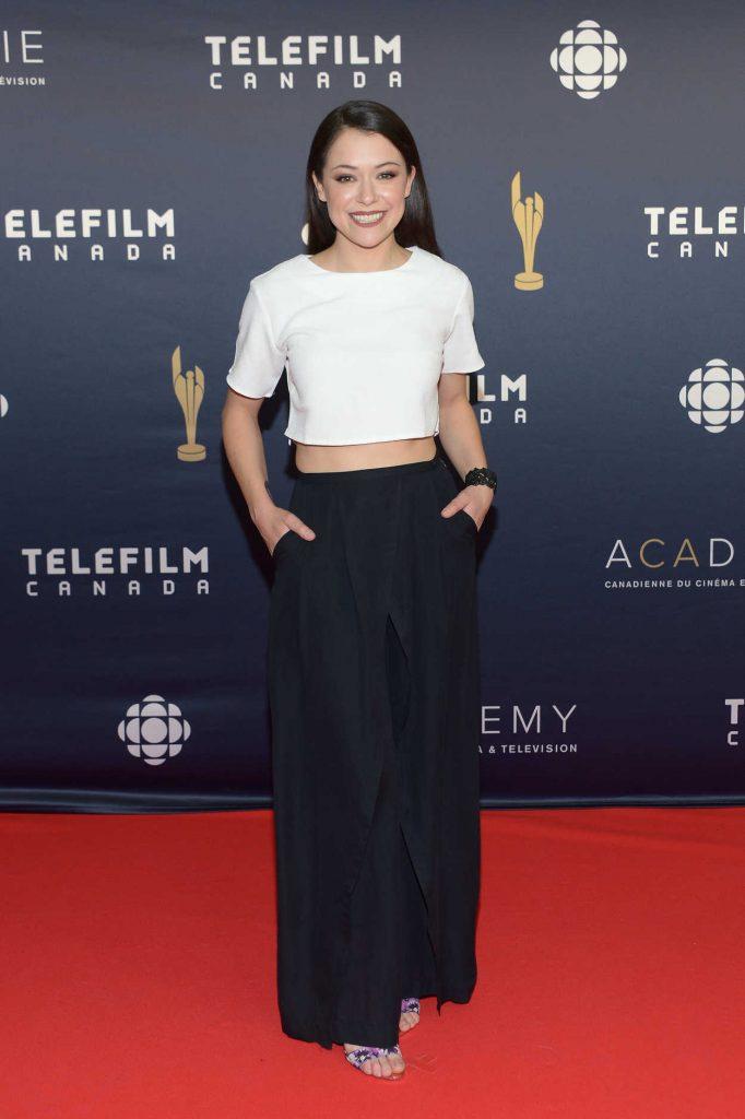 Tatiana Maslany at the 2017 Canadian Screen Awards 03/12/2017-1