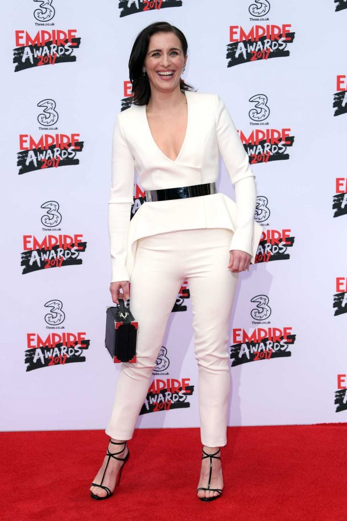 Vicky McClure at the Three Empire Awards at Roundhouse in London 03/19/2017-2