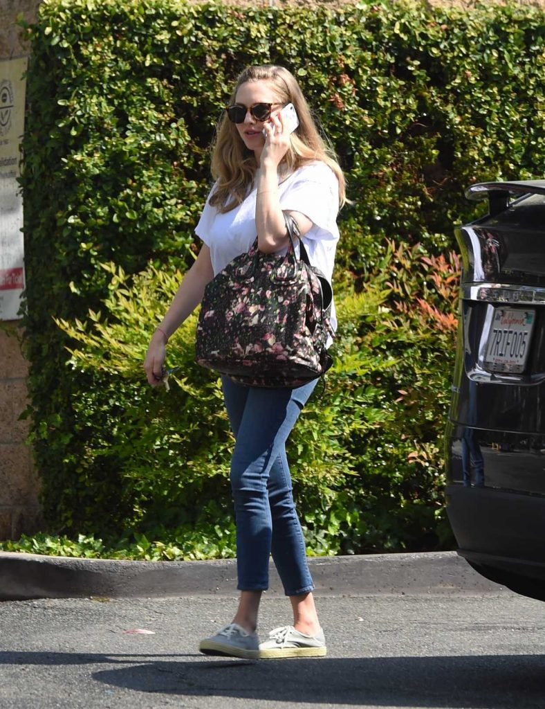 Amanda Seyfried Was Seen Out in Los Angeles 04/18/2017-2