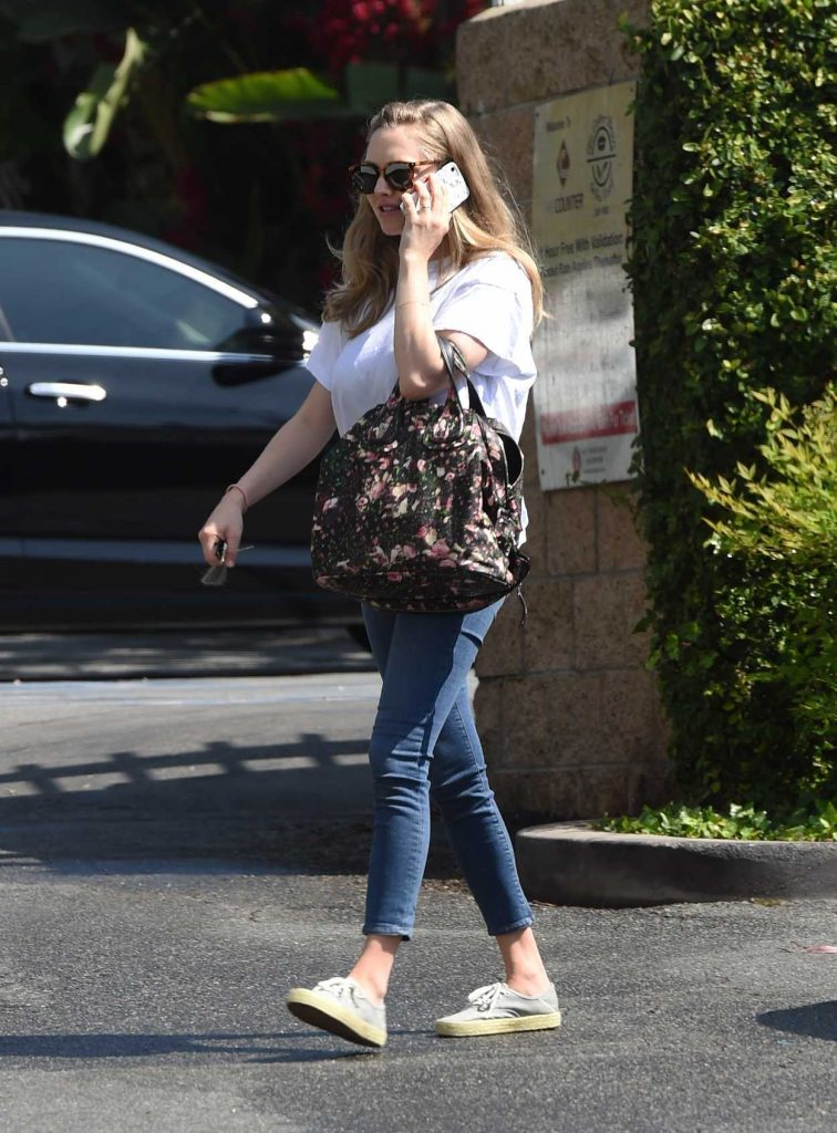 Amanda Seyfried Was Seen Out in Los Angeles 04/18/2017-3