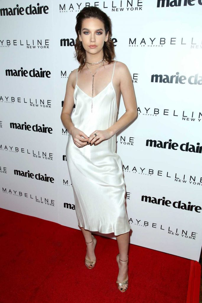 Amanda Steele at the Marie Claire Celebrates Fresh Faces Event in Los Angeles 04/21/2017-4