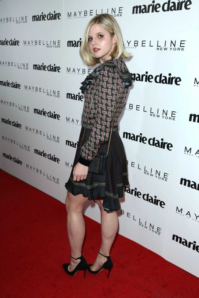 Ana Mulvoy-Ten at the Marie Claire Celebrates Fresh Faces Event in Los Angeles 04/21/2017-3