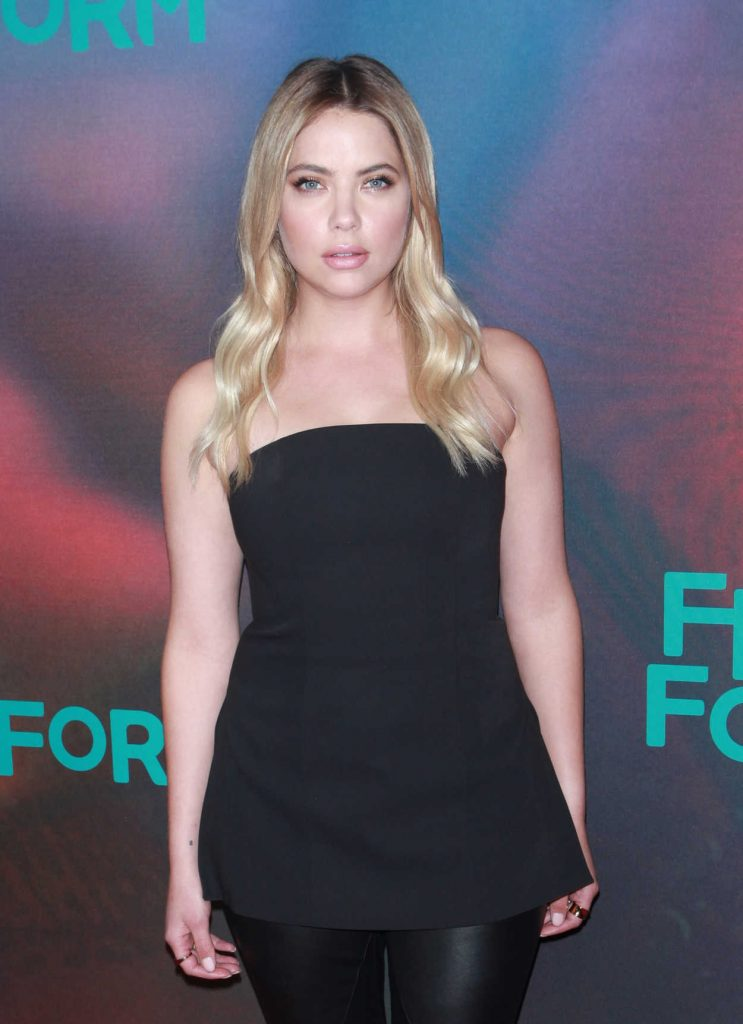 Ashley Benson at the Freeform 2017 Upfront at Hudson Mercantile in New York 04/19/2017-3
