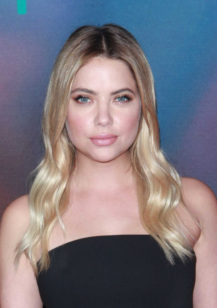 Ashley Benson at the Freeform 2017 Upfront at Hudson Mercantile in New York 04/19/2017-4