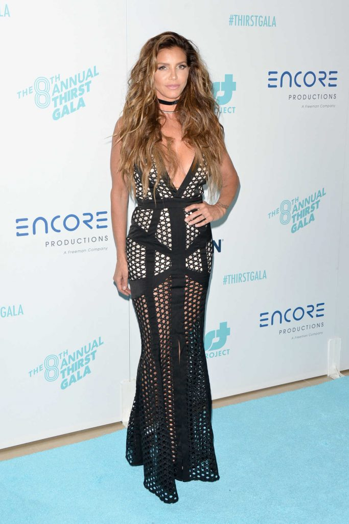Charisma Carpenter at the 8th Annual Thirst Gala in Beverly Hills 04/18/2017-4