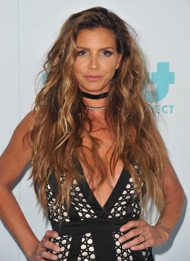 Charisma Carpenter at the 8th Annual Thirst Gala in Beverly Hills 04/18/2017-5