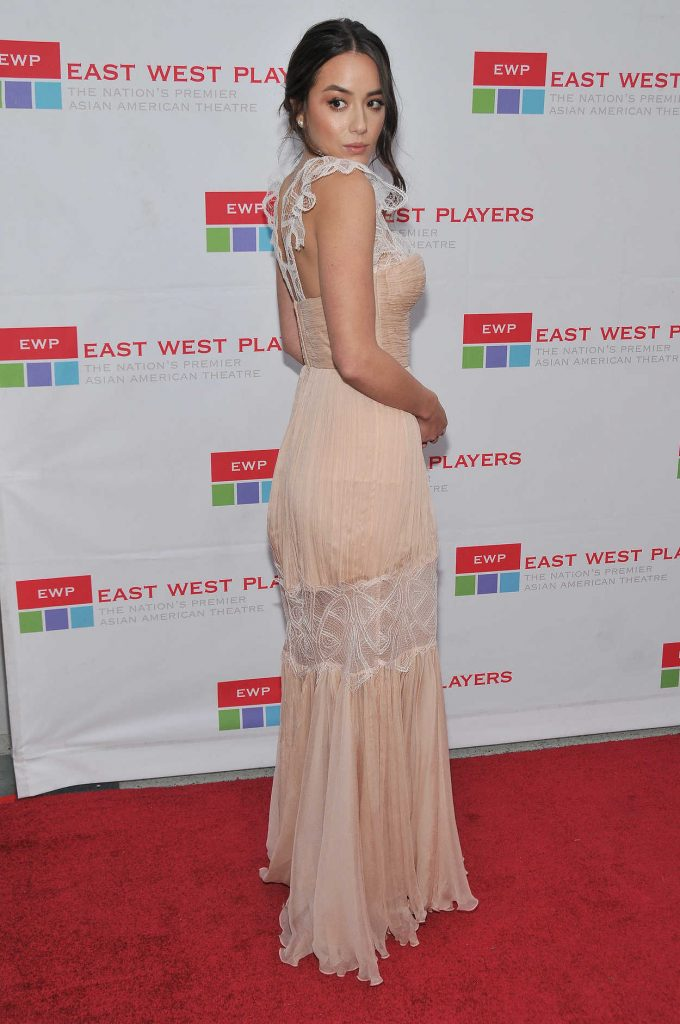 Chloe Bennet at East West Players Radiant 51st Anniversary Visionary Awards in Universal City 04/24/2017-3