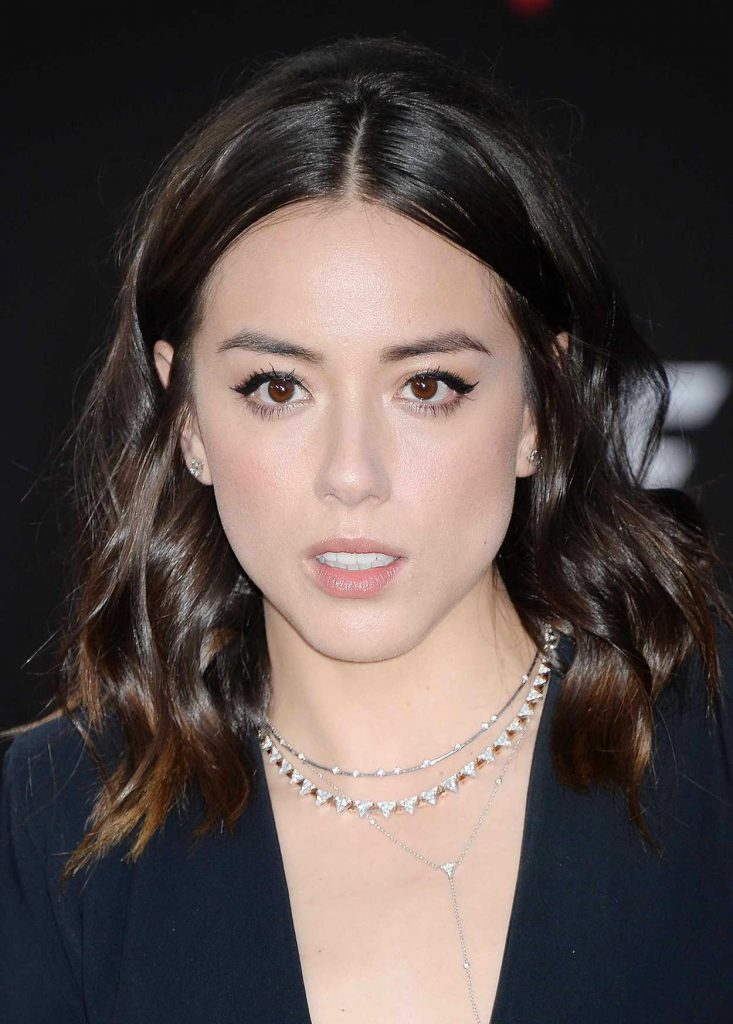 Chloe Bennet at the Guardians of the Galaxy Vol 2 Los Angeles Premiere 04/19/2017-4