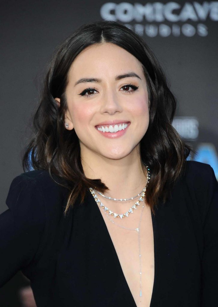Chloe Bennet at the Guardians of the Galaxy Vol 2 Los Angeles Premiere 04/19/2017-5
