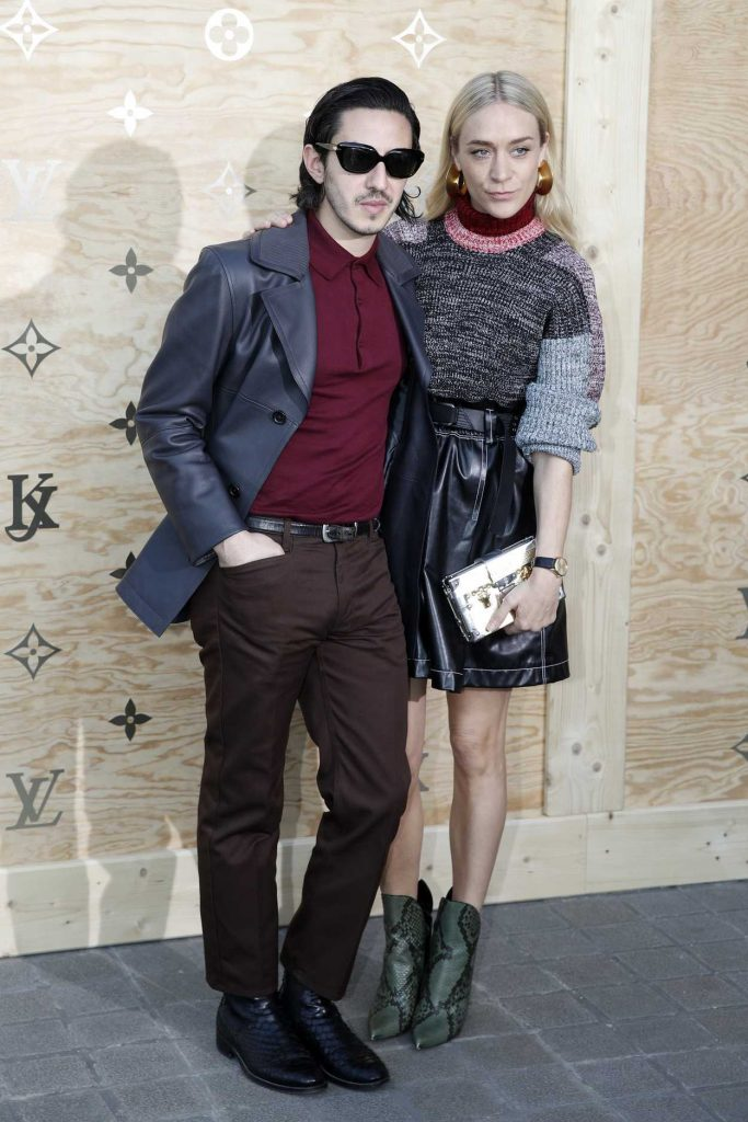 Chloe Sevigny at the Louis Vuitton Dinner Party at the Louvre in Paris 04/11/2017-3