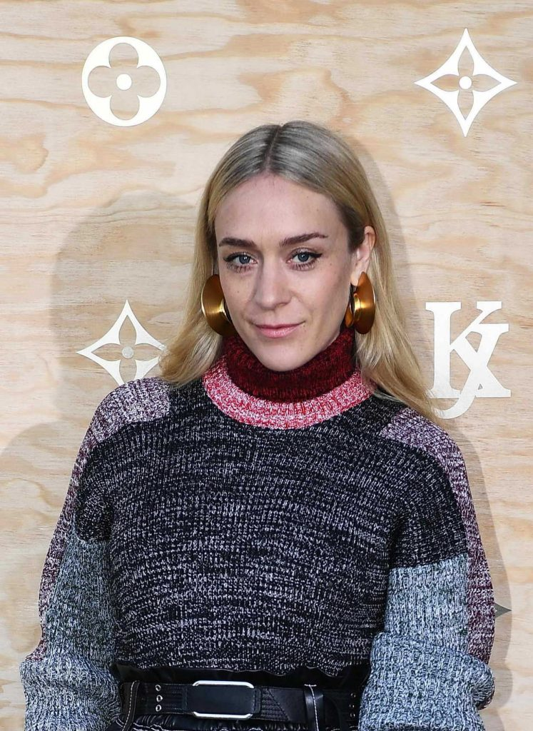 Chloe Sevigny at the Louis Vuitton Dinner Party at the Louvre in Paris 04/11/2017-4