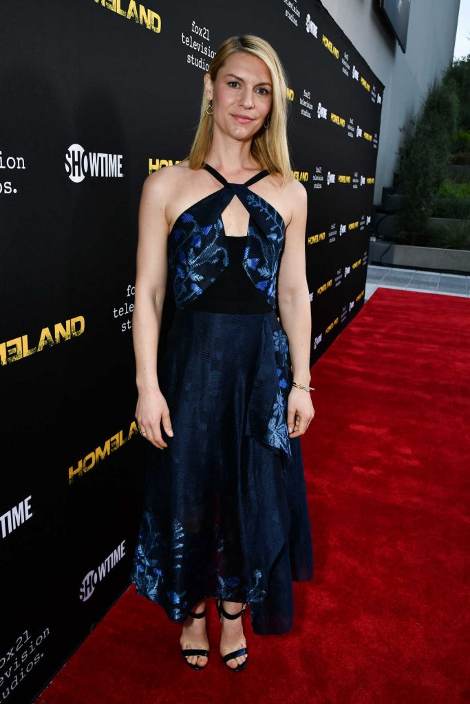 Claire Danes at the Homeland TV Series Emmy Screening in Los Angeles 04/03/2017-1