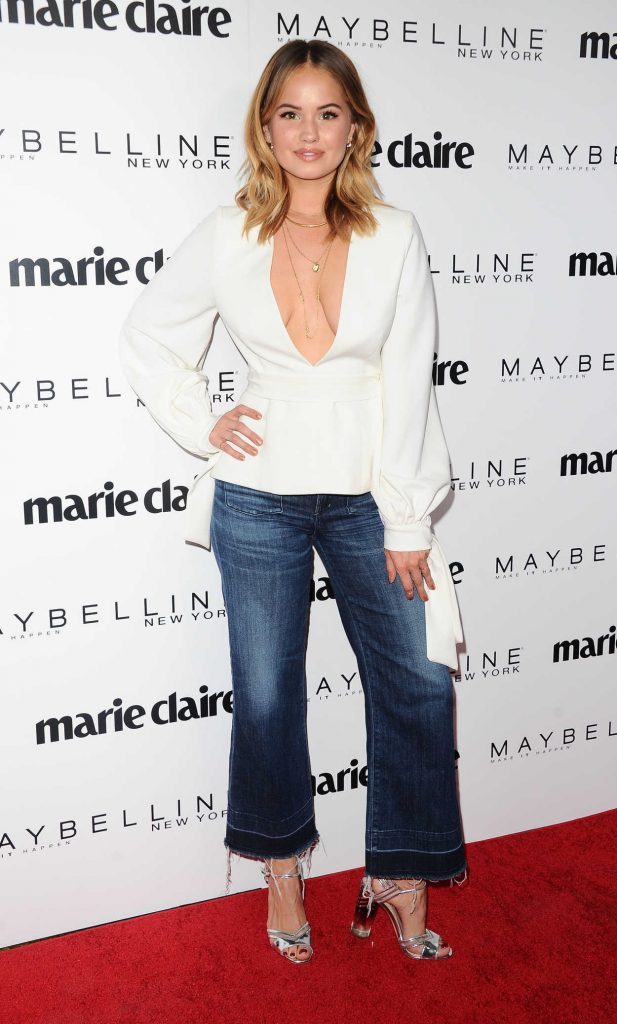 Debby Ryan at the Marie Claire Celebrates Fresh Faces Event in Los Angeles 04/21/2017-1