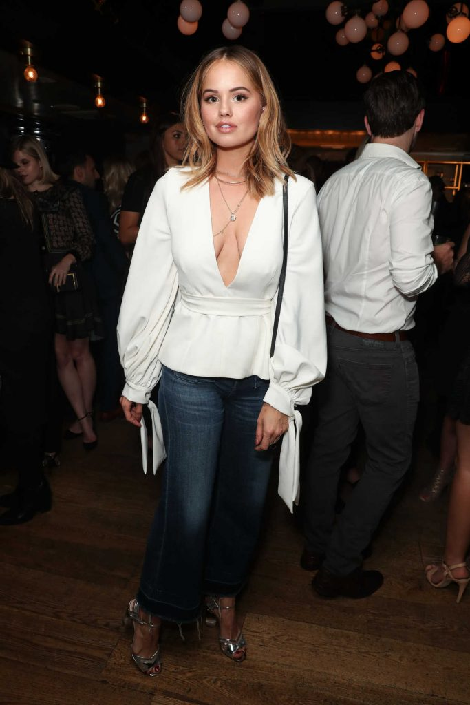 Debby Ryan at the Marie Claire Celebrates Fresh Faces Event in Los Angeles 04/21/2017-2