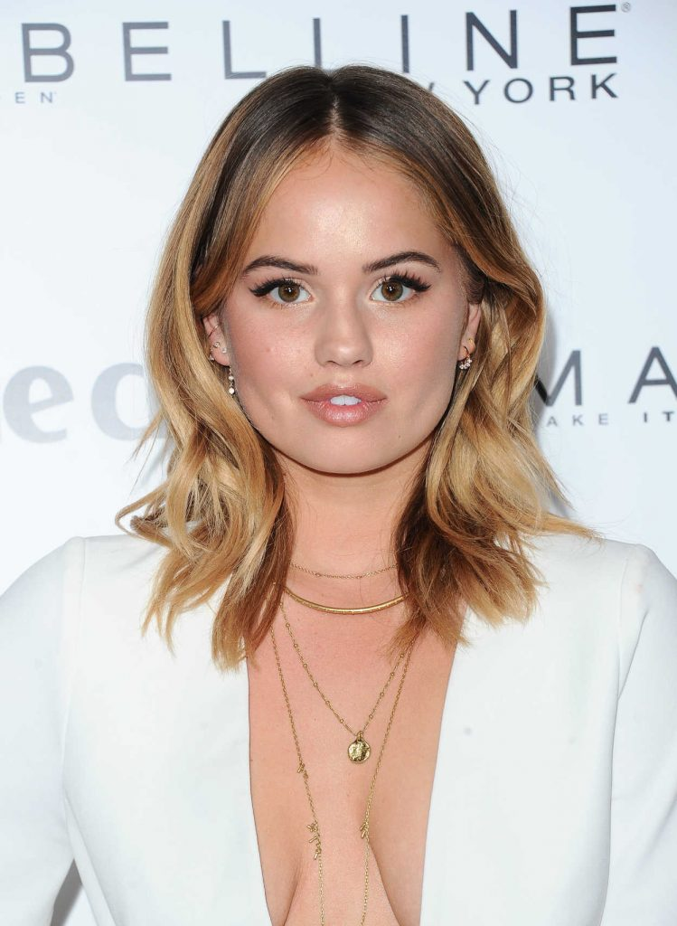 Debby Ryan at the Marie Claire Celebrates Fresh Faces Event in Los Angeles 04/21/2017-3