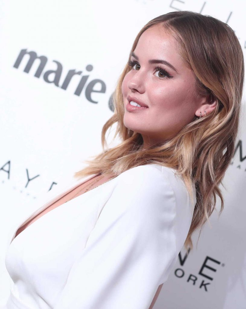Debby Ryan at the Marie Claire Celebrates Fresh Faces Event in Los Angeles 04/21/2017-4