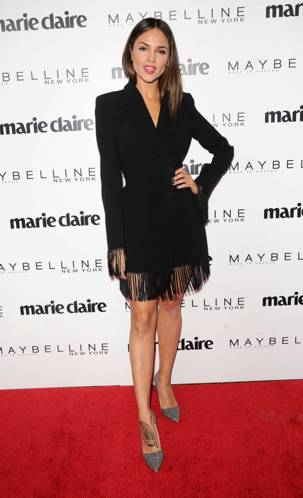 Eiza Gonzalez at the Marie Claire Celebrates Fresh Faces Event in Los Angeles 04/21/2017-3
