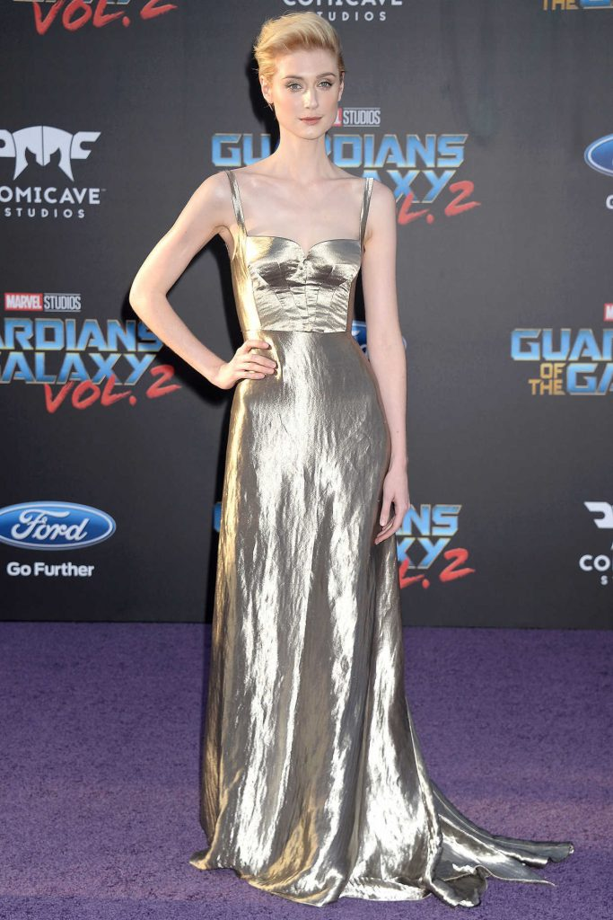 Elizabeth Debicki at the Guardians of the Galaxy Vol 2 Los Angeles Premiere 04/19/2017-1