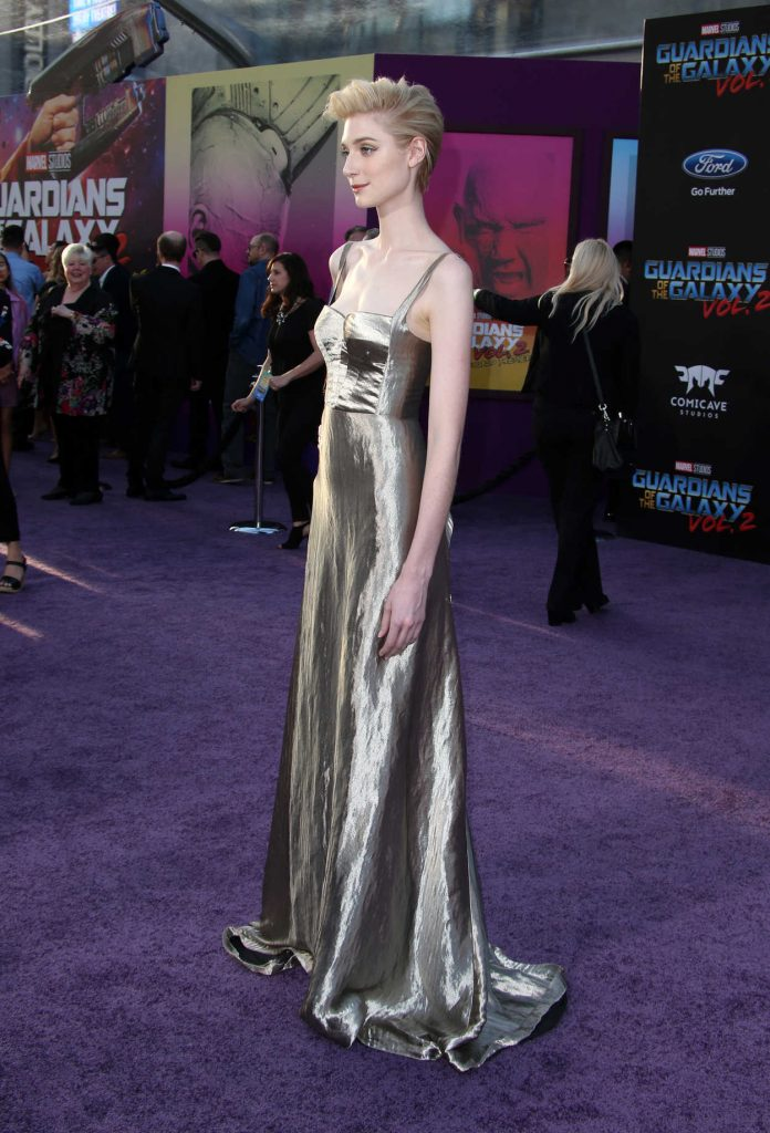 Elizabeth Debicki at the Guardians of the Galaxy Vol 2 Los Angeles Premiere 04/19/2017-2