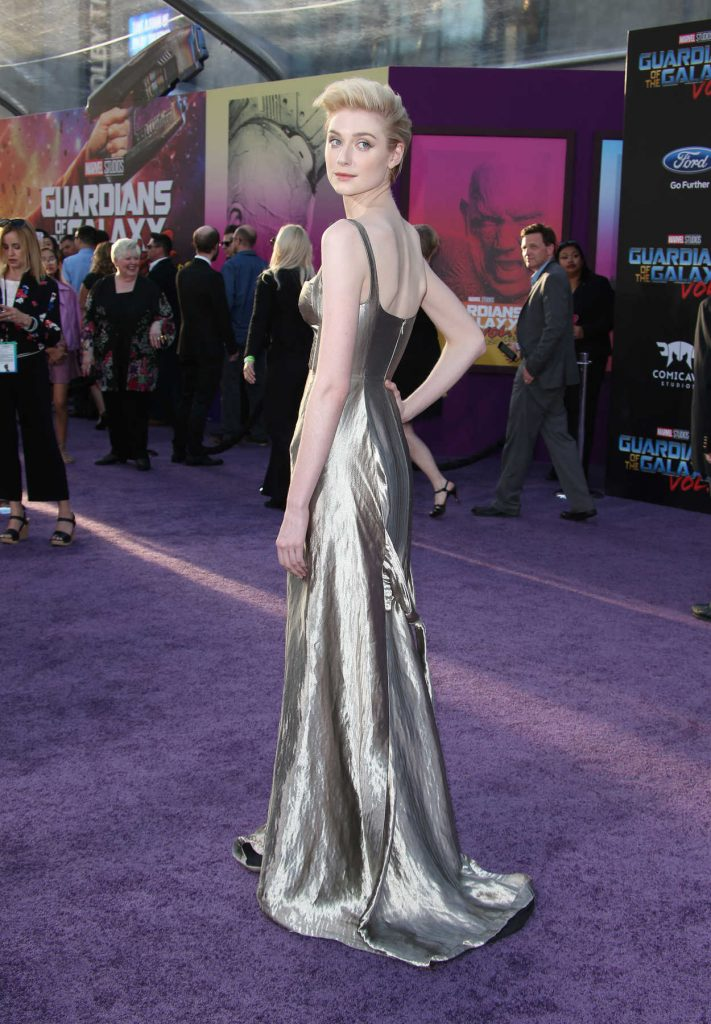 Elizabeth Debicki at the Guardians of the Galaxy Vol 2 Los Angeles Premiere 04/19/2017-3