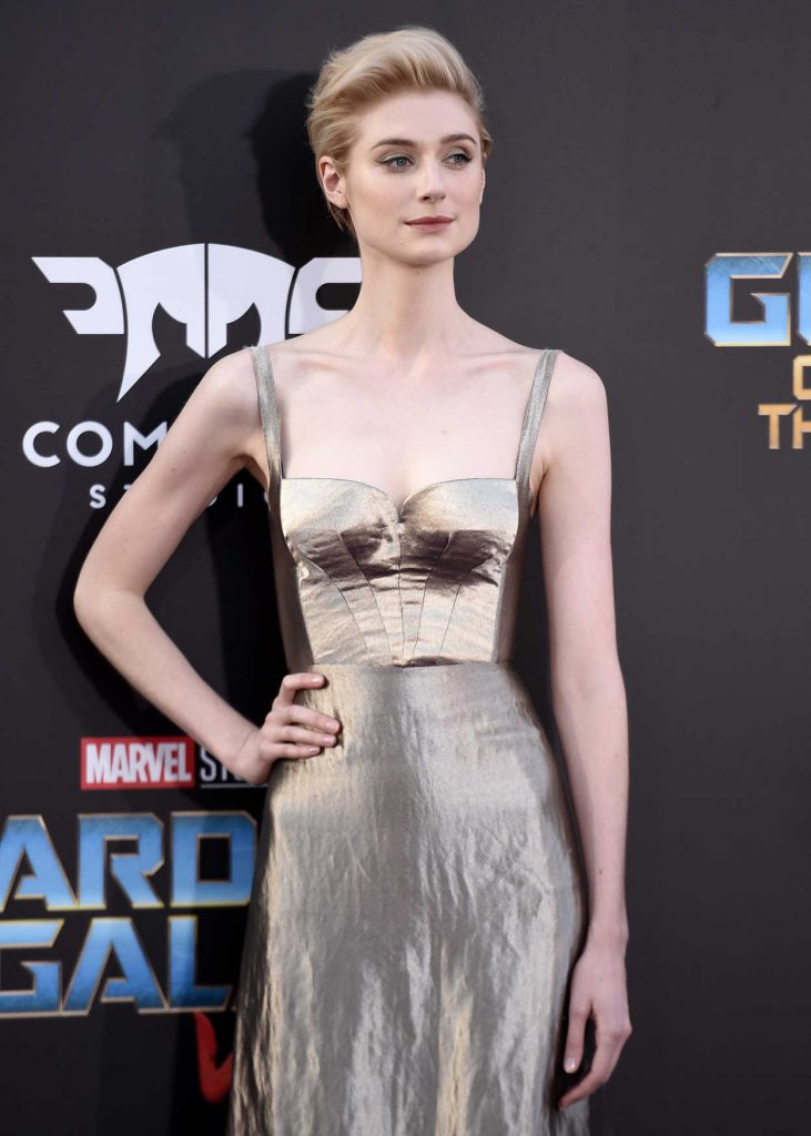 Elizabeth Debicki at the Guardians of the Galaxy Vol 2 Los Angeles Premiere 04/19/2017-4
