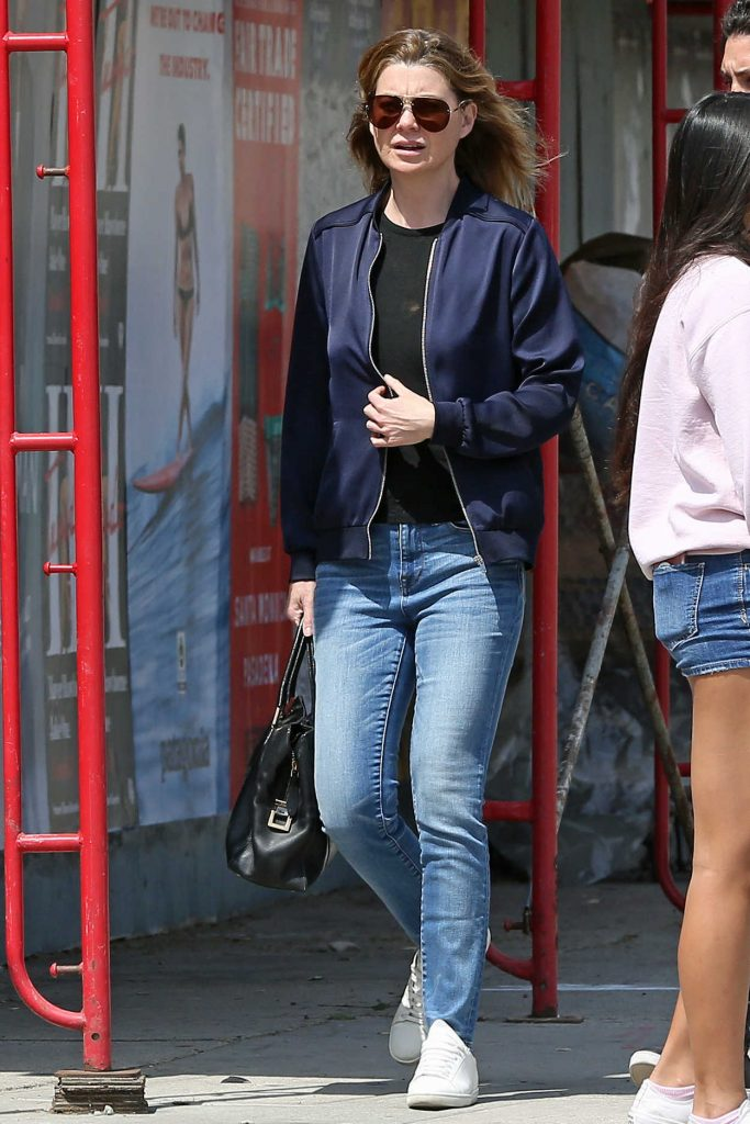 Ellen Pompeo Was Seen Out in West Hollywood 04/04/2017-1